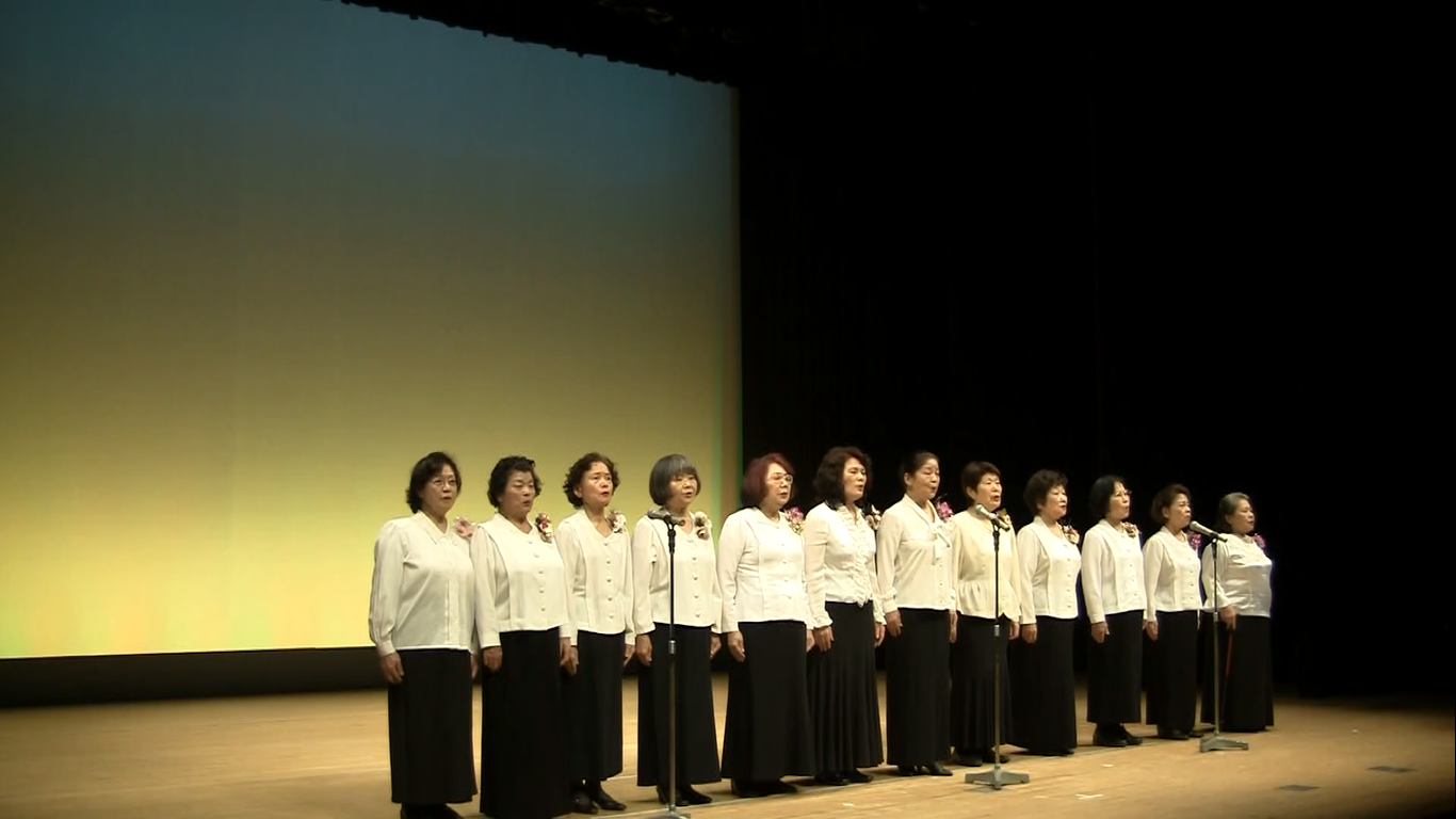 琉球岳風会女性部