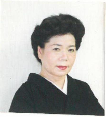 日本舞踊部会 部会長