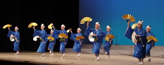 12 舞踊 世果報、黒島節 勤王流トキの会堀切トキ舞踊研究所