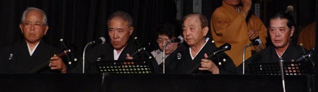 八重山古典民謡伝統協会地謡