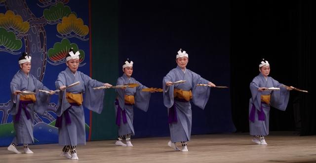 3 舞踊 石垣口説 勤王流祥吉華慶の会 喜舎場慶子舞踊研究所
