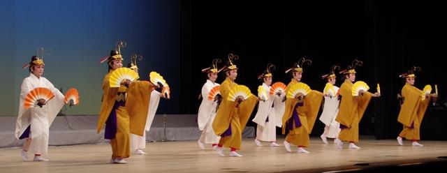 5 舞踊 あやはびる 秀風会本盛美奈子八重山民俗舞踊研究所